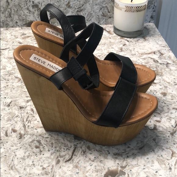Steve Madden Shoes - Size 7 Steve Madden Wedges